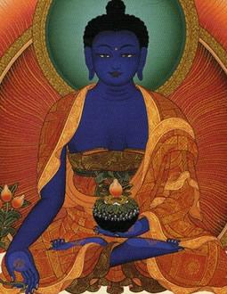 Medicijn Boeddha Mantra recitatie online