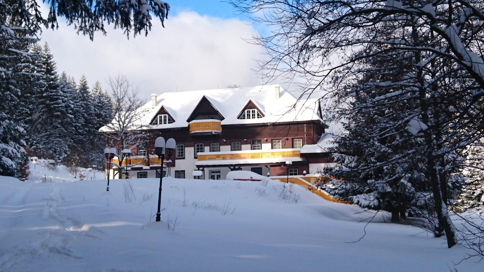 Zimní retreat v Trimurti